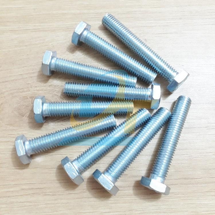 Bulon xi M12x70  VietNam | Giá rẻ nhất - Công Ty TNHH Thương Mại Dịch Vụ Đạt Tâm