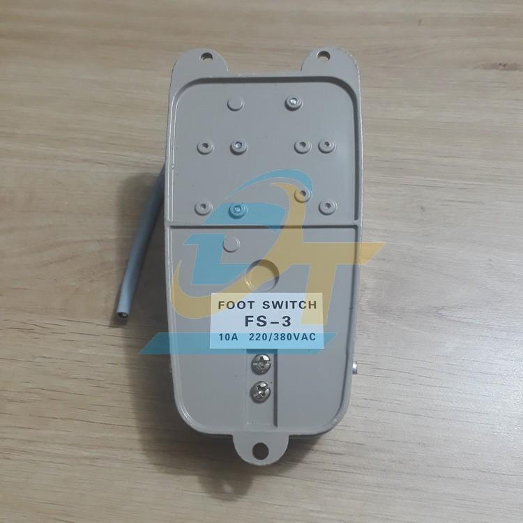 Công tắc bàn đạp FS-3 FS-3 VietNam | Giá rẻ nhất - Công Ty TNHH Thương Mại Dịch Vụ Đạt Tâm