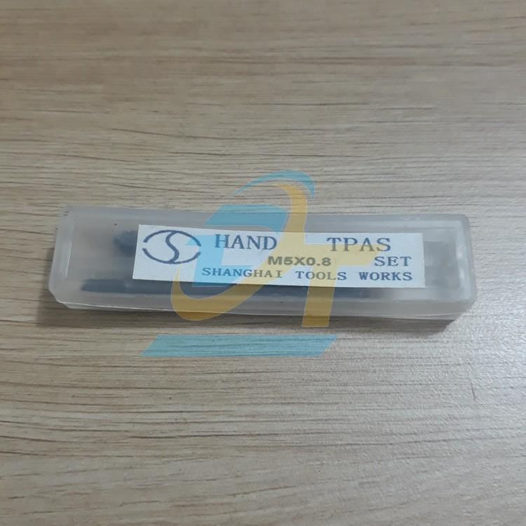 Mũi taro thẳng M5x0.8  VietNam | Giá rẻ nhất - Công Ty TNHH Thương Mại Dịch Vụ Đạt Tâm
