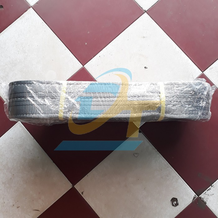 Cáp vải cẩu hàng 8 tấn x 6m Bản 100mm Jumpo  Jumpo | Giá rẻ nhất - Công Ty TNHH Thương Mại Dịch Vụ Đạt Tâm