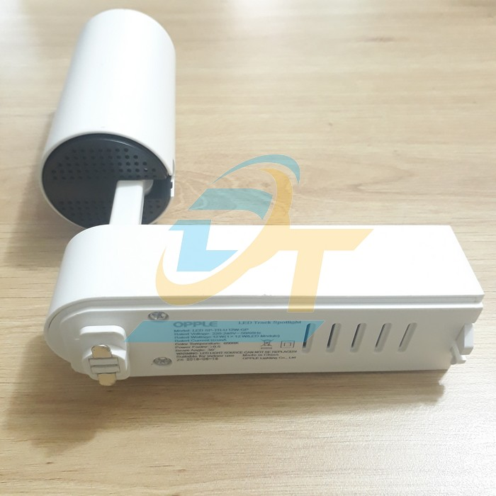 Đèn rọi ray 12W vỏ trắng, ánh sáng trắng Opple LED SP-TR-U-12W-GP SP-TR-U-12W-GP Opple | Giá rẻ nhất - Công Ty TNHH Thương Mại Dịch Vụ Đạt Tâm
