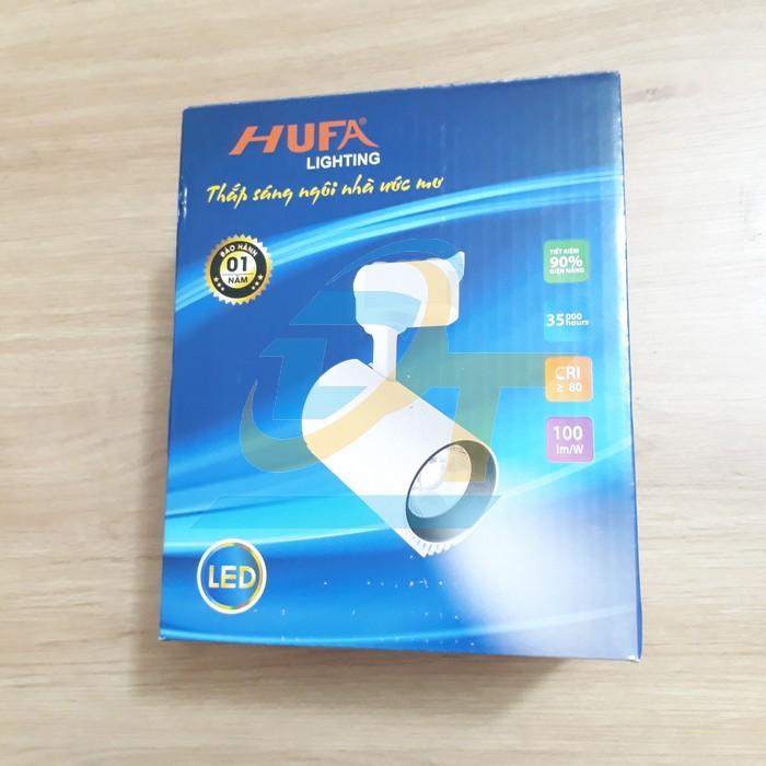 Đèn rọi ray 7W Hufa SL 02 SL 02 Hufa | Giá rẻ nhất - Công Ty TNHH Thương Mại Dịch Vụ Đạt Tâm