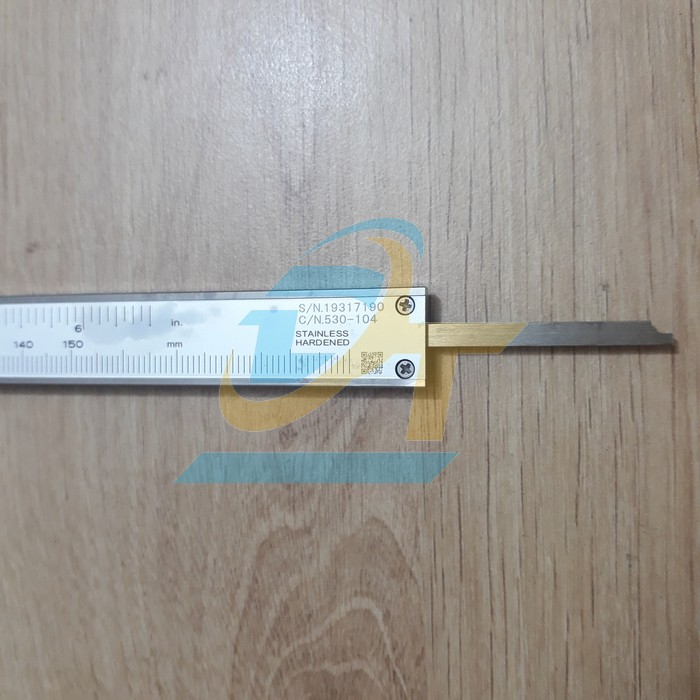 Thước cặp cơ khí 0-150mm Mitutoyo 530-104 530-104 Mitutoyo | Giá rẻ nhất - Công Ty TNHH Thương Mại Dịch Vụ Đạt Tâm