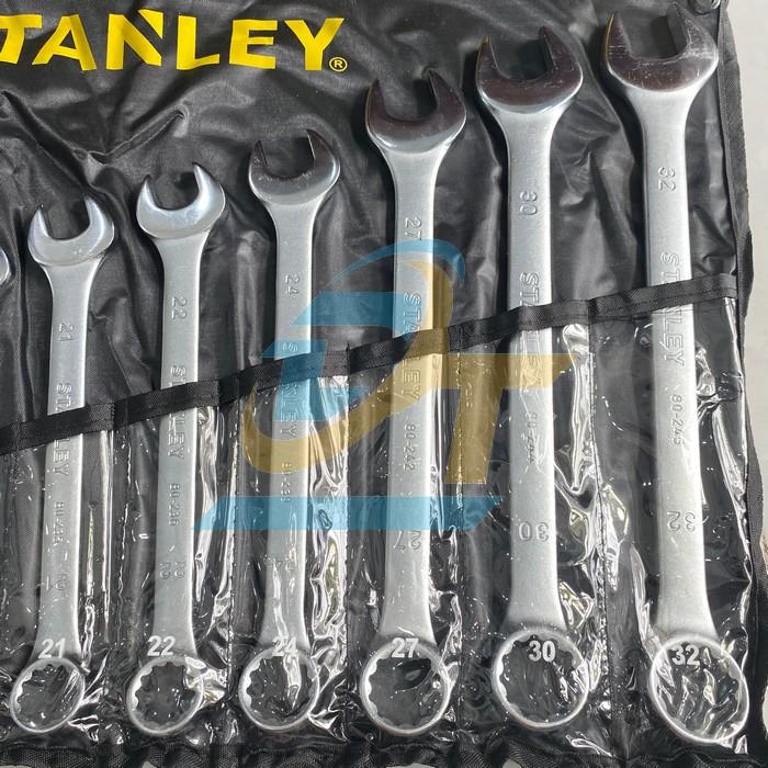 Bộ cờ lê vòng miệng 14 chi tiết 8-32 Stanley STMT80944 STMT80944 Stanley   Giá rẻ nhất - Công Ty TNHH Thương Mại Dịch Vụ Đạt Tâm