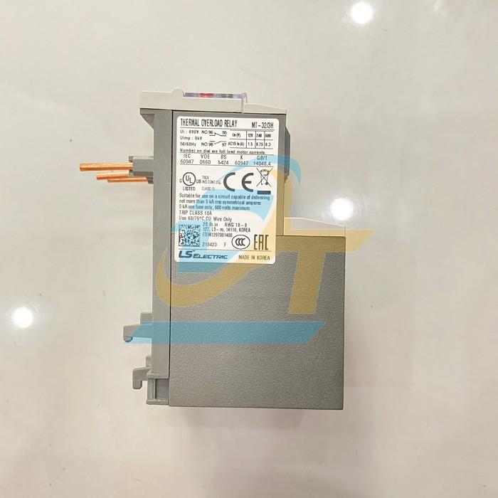 Relay nhiệt LS MT32 MT32 LS | Giá rẻ nhất - Công Ty TNHH Thương Mại Dịch Vụ Đạt Tâm