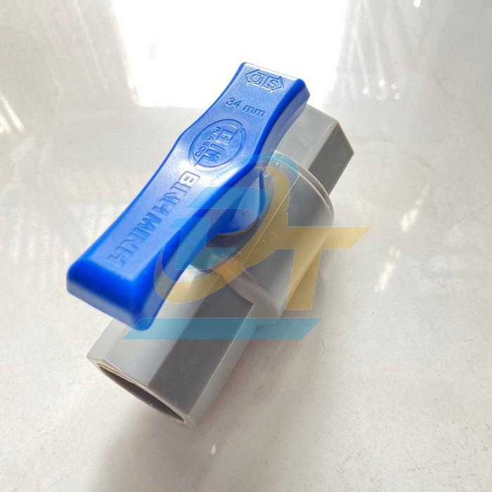 Van nước PVC 34 Bình Minh  NhuaBinhMinh | Giá rẻ nhất - Công Ty TNHH Thương Mại Dịch Vụ Đạt Tâm
