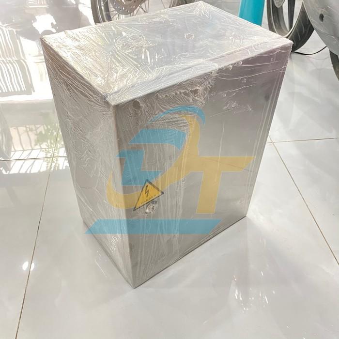 Vỏ tủ điện inox 300x400x210x1mm  VietNam | Giá rẻ nhất - Công Ty TNHH Thương Mại Dịch Vụ Đạt Tâm