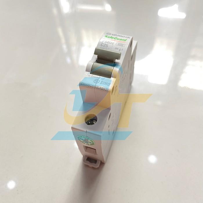 Cầu dao tự động 1 pha 25A Sino PS45N C25 PS45N C25 Sino   Giá rẻ nhất - Công Ty TNHH Thương Mại Dịch Vụ Đạt Tâm