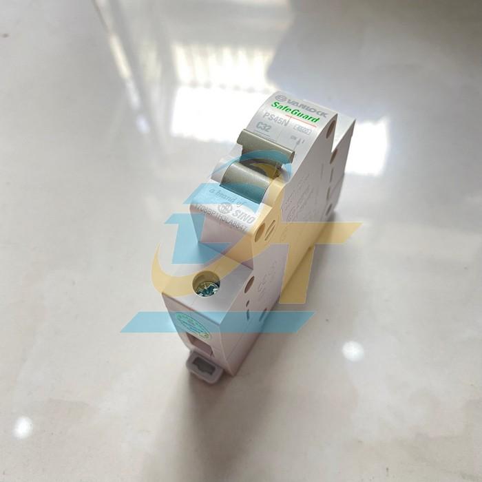 Cầu dao tự động 1 pha 32A Sino PS45N C32 PS45N C32 Sino   Giá rẻ nhất - Công Ty TNHH Thương Mại Dịch Vụ Đạt Tâm