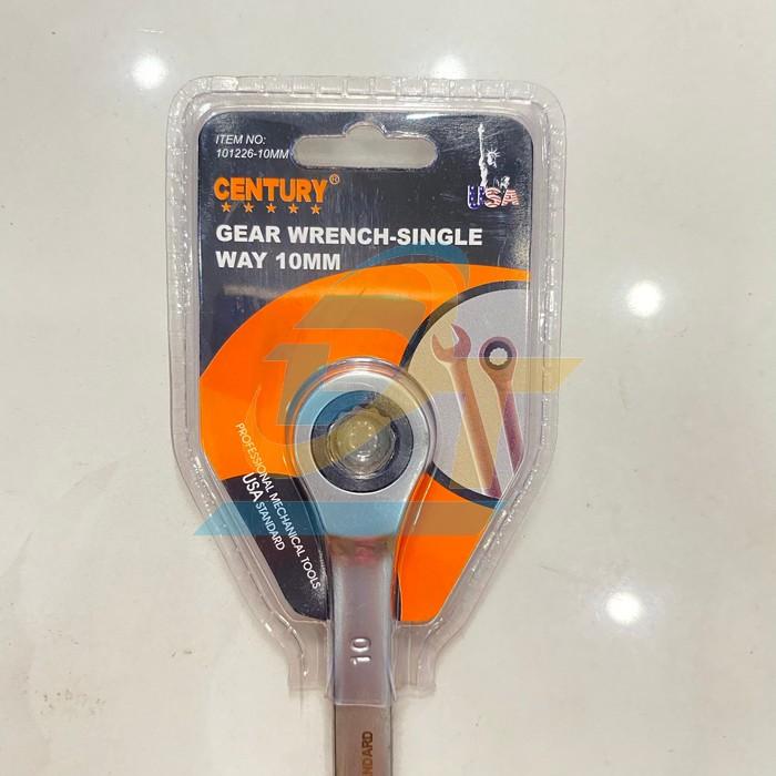 Cờ lê vòng miệng tự động không đảo chiều 10mm CENTURY 101226-10MM 101226-10MM Century   Giá rẻ nhất - Công Ty TNHH Thương Mại Dịch Vụ Đạt Tâm