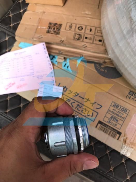 Khớp nối ống ruột gà lõi thép phi 27  VietNam | Giá rẻ nhất - Công Ty TNHH Thương Mại Dịch Vụ Đạt Tâm