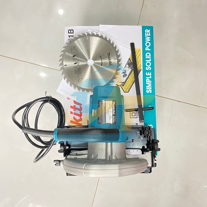 Máy cưa đĩa Makita M5801B M5801B Makita | Giá rẻ nhất - Công Ty TNHH Thương Mại Dịch Vụ Đạt Tâm