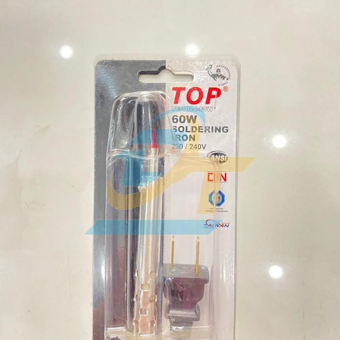 Mỏ hàn chì 60W TOP TE-1024-60W TE-1024-60W Top | Giá rẻ nhất - Công Ty TNHH Thương Mại Dịch Vụ Đạt Tâm