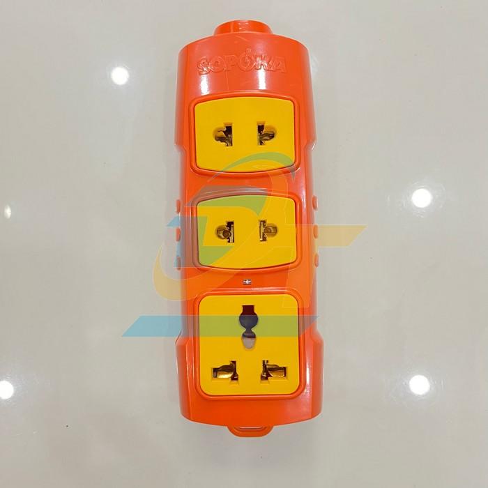 Ổ cắm công suất cao Sopoka P6000W P6000W Sopoka | Giá rẻ nhất - Công Ty TNHH Thương Mại Dịch Vụ Đạt Tâm