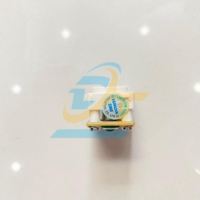Ổ cắm Tivi 75 Ohm SINO S30TV75MS S30TV75MS Sino | Giá rẻ nhất - Công Ty TNHH Thương Mại Dịch Vụ Đạt Tâm