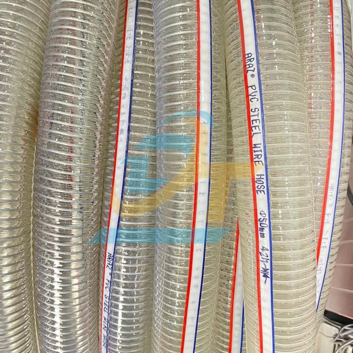Ống nhựa lõi thép phi 50 ARAZ  ARAZ | Giá rẻ nhất - Công Ty TNHH Thương Mại Dịch Vụ Đạt Tâm