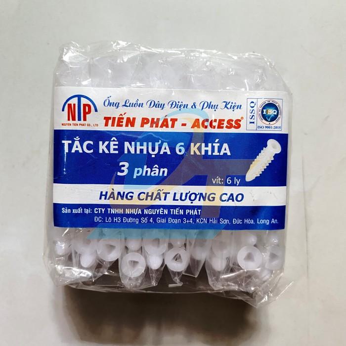 Tắc kê nhựa 3F Tiến Phát  TienPhat | Giá rẻ nhất - Công Ty TNHH Thương Mại Dịch Vụ Đạt Tâm
