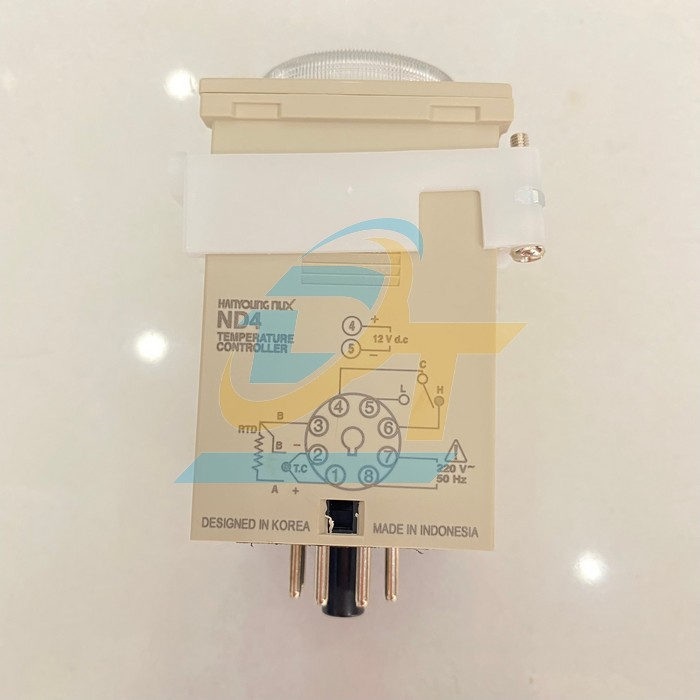 Bộ điều khiển nhiệt độ Hanyoung ND4-PKMNR-07 ND4-PKMNR-07 Hanyoung   Giá rẻ nhất - Công Ty TNHH Thương Mại Dịch Vụ Đạt Tâm