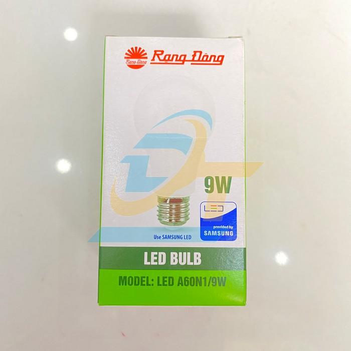 Bóng đèn LED Bulb 9W Rạng  A60N3/9W A60N3/9W RangDong | Giá rẻ nhất - Công Ty TNHH Thương Mại Dịch Vụ Đạt Tâm