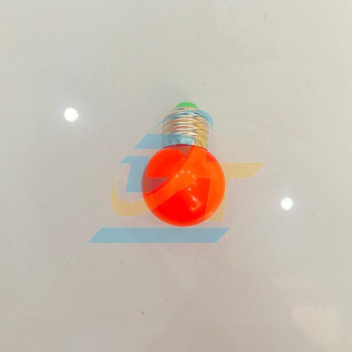 Bóng đèn trang trí màu đỏ 1W OKAS G45Đ G45Đ OKAS   Giá rẻ nhất - Công Ty TNHH Thương Mại Dịch Vụ Đạt Tâm