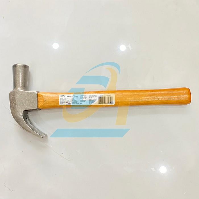 Búa nhổ đinh cán gỗ Stanley STHT51371-840 STHT51371-840 Stanley | Giá rẻ nhất - Công Ty TNHH Thương Mại Dịch Vụ Đạt Tâm