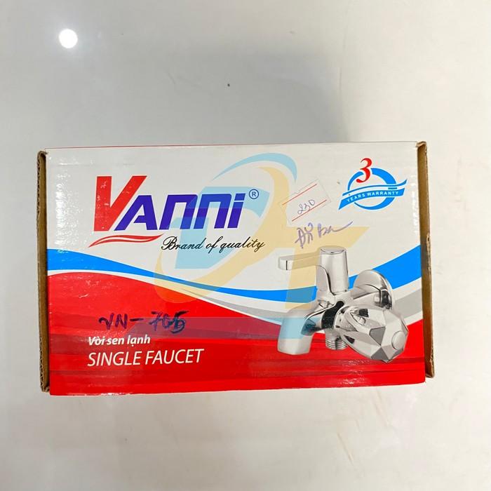Củ sen lạnh đồng thau VN-705 Vanni VN-705 Vanni | Giá rẻ nhất - Công Ty TNHH Thương Mại Dịch Vụ Đạt Tâm