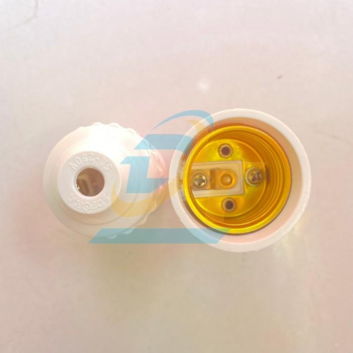 Đui đèn E27 thẳng Sopoka  Sopoka | Giá rẻ nhất - Công Ty TNHH Thương Mại Dịch Vụ Đạt Tâm