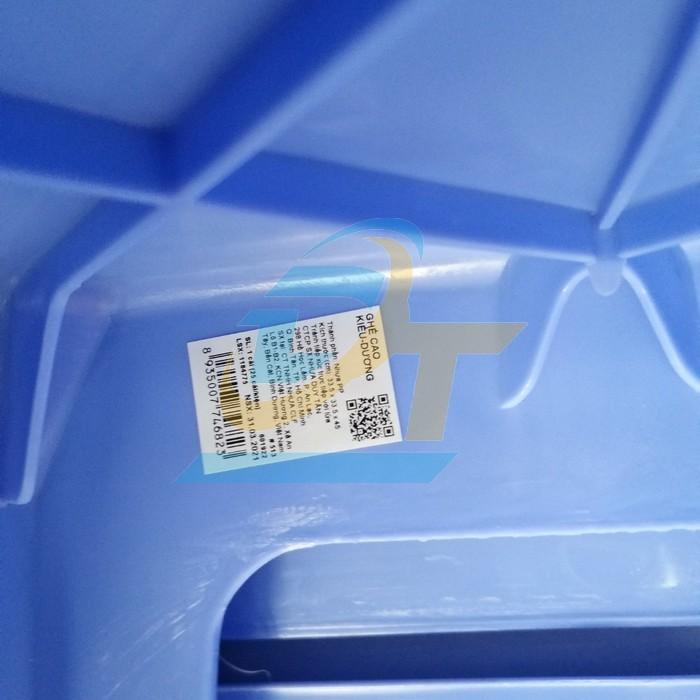 Ghế đẩu Duy Tân cao kiểu No.682 - xanh No.682 - xanh DuyTan   Giá rẻ nhất - Công Ty TNHH Thương Mại Dịch Vụ Đạt Tâm