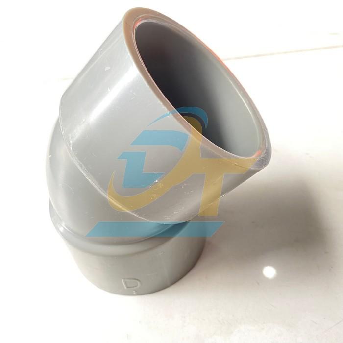 Lơi (Co 45) PVC phi 75 dày Bình Minh  NhuaBinhMinh   Giá rẻ nhất - Công Ty TNHH Thương Mại Dịch Vụ Đạt Tâm