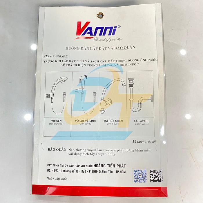 Sen tắm tăng áp Titan TS-28 Vanni TS-28 Vanni | Giá rẻ nhất - Công Ty TNHH Thương Mại Dịch Vụ Đạt Tâm