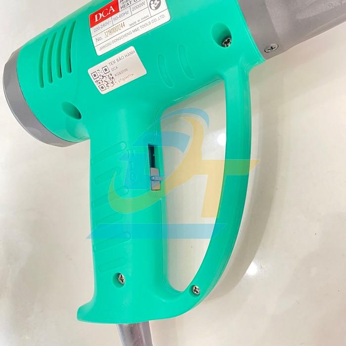 Súng thổi hơi nóng 2000W DCA AQB2000 AQB2000 DCA | Giá rẻ nhất - Công Ty TNHH Thương Mại Dịch Vụ Đạt Tâm