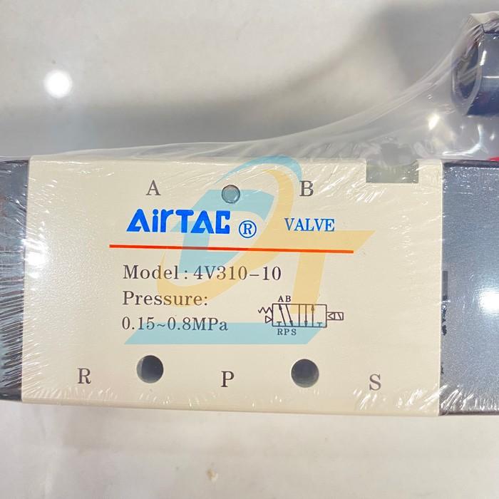 Van điện từ 220VAC Airtac 4V31010A 4V31010A Airtac   Giá rẻ nhất - Công Ty TNHH Thương Mại Dịch Vụ Đạt Tâm