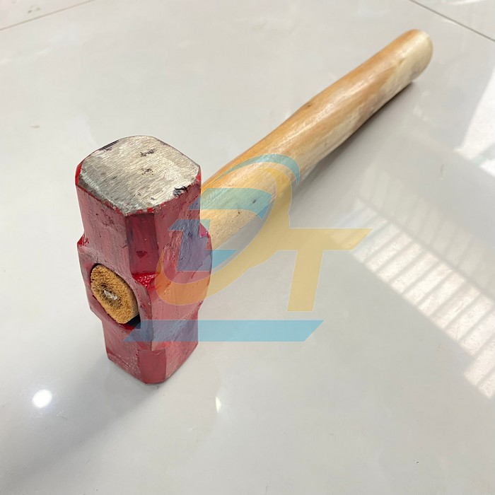 Búa thép cán gỗ 3kg Trường Phước  TruongPhuoc | Giá rẻ nhất - Công Ty TNHH Thương Mại Dịch Vụ Đạt Tâm