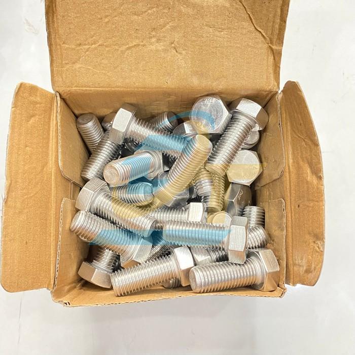 Bulong inox 304 M16x40  VietNam   Giá rẻ nhất - Công Ty TNHH Thương Mại Dịch Vụ Đạt Tâm