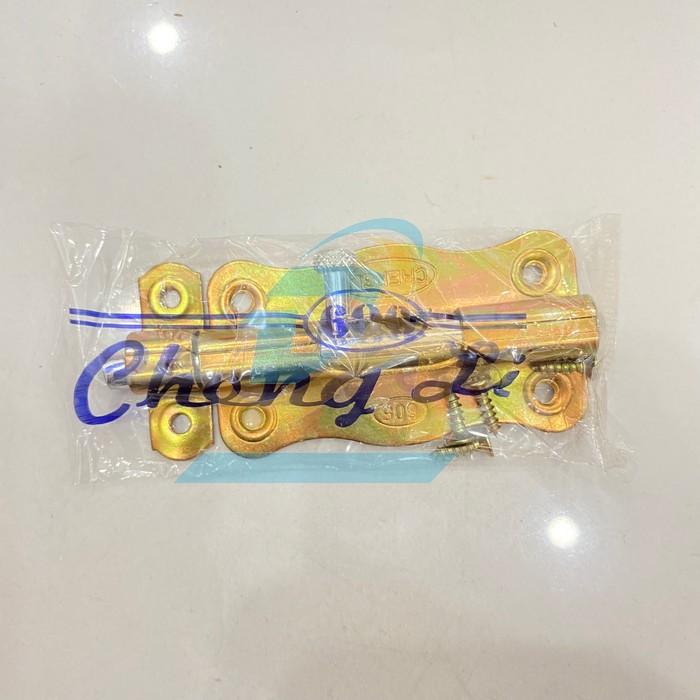 Chốt cửa ngang ChengLi 10cm  ChengLi | Giá rẻ nhất - Công Ty TNHH Thương Mại Dịch Vụ Đạt Tâm