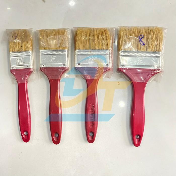 Cọ sơn cán nâu 63mm Nguyễn Thanh  NguyenThanh   Giá rẻ nhất - Công Ty TNHH Thương Mại Dịch Vụ Đạt Tâm