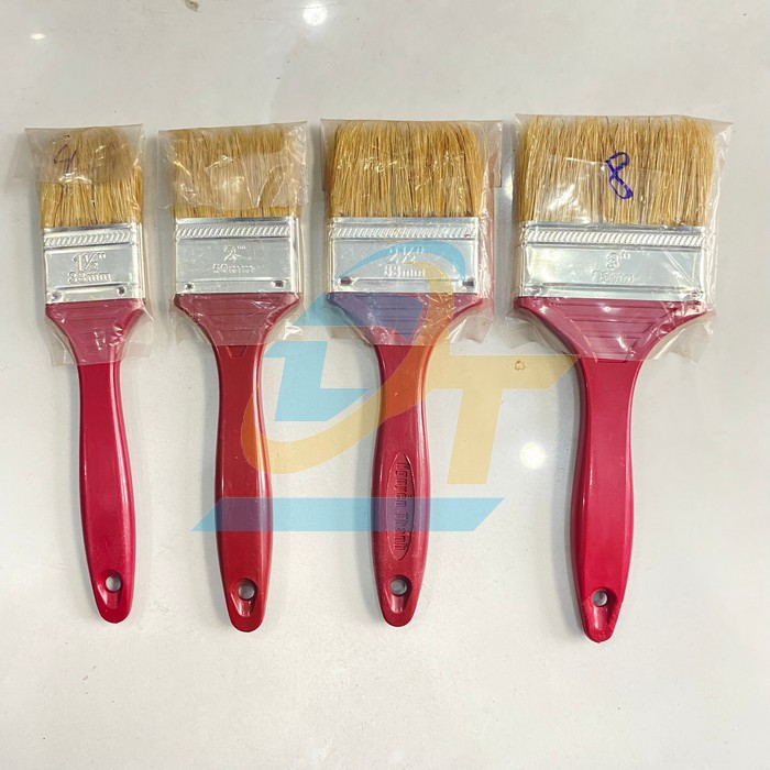 Cọ sơn cán nâu 50mm Nguyễn Thanh  NguyenThanh | Giá rẻ nhất - Công Ty TNHH Thương Mại Dịch Vụ Đạt Tâm