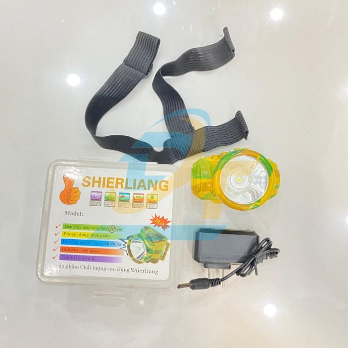 Đèn pin đội đầu led 5W Shierliang D203 D203 Shierliang | Giá rẻ nhất - Công Ty TNHH Thương Mại Dịch Vụ Đạt Tâm