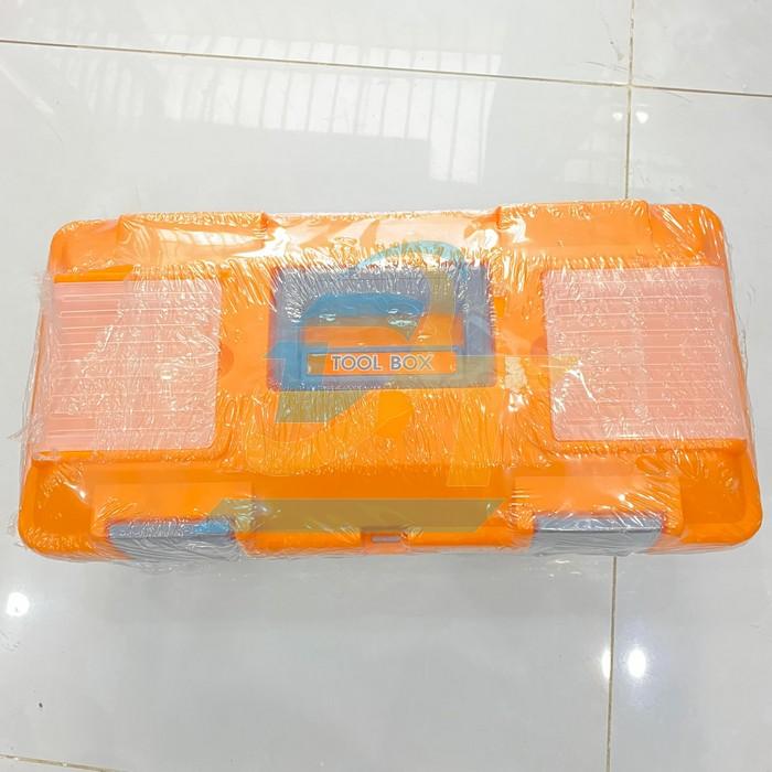 Hộp đồ nghề 42x23x19cm Century GIHA-1017 GIHA-1017 Century | Giá rẻ nhất - Công Ty TNHH Thương Mại Dịch Vụ Đạt Tâm
