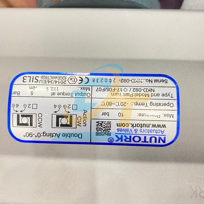 Van bướm phi 140 Joeun NKD-092 NKD-092 Joeun   Giá rẻ nhất - Công Ty TNHH Thương Mại Dịch Vụ Đạt Tâm