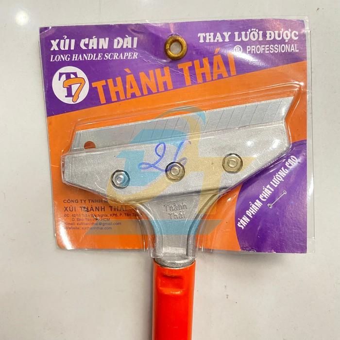 Xủi cán dài 5T Thành Thái  ThanhThai   Giá rẻ nhất - Công Ty TNHH Thương Mại Dịch Vụ Đạt Tâm