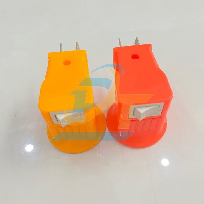 Đui đèn liền phích có công tắc  VietNam   Giá rẻ nhất - Công Ty TNHH Thương Mại Dịch Vụ Đạt Tâm