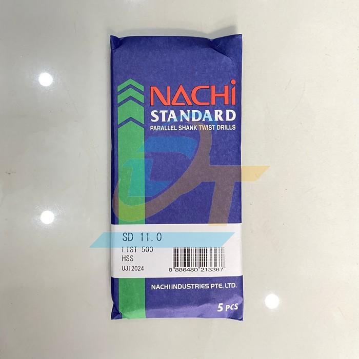 Mũi khoan sắt 11mm Nachi  Nachi | Giá rẻ nhất - Công Ty TNHH Thương Mại Dịch Vụ Đạt Tâm