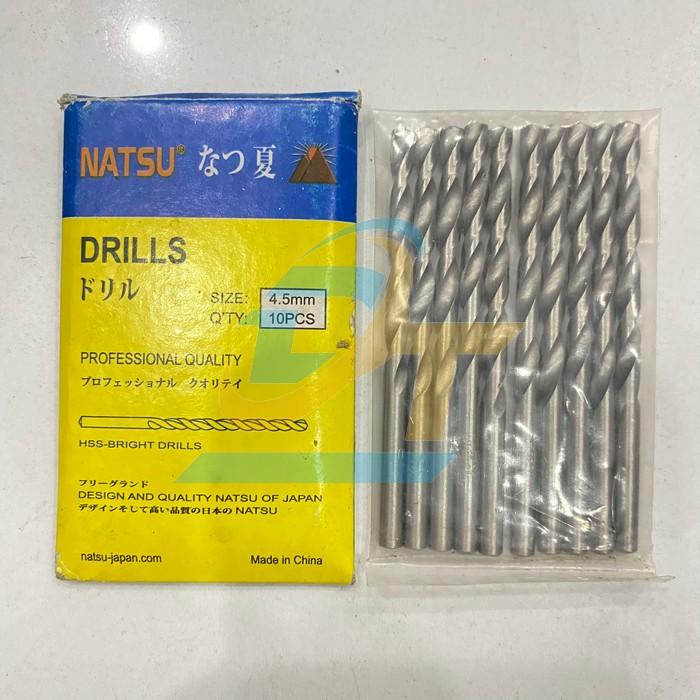 Mũi khoan sắt 4.5mm Nastu  Nastu   Giá rẻ nhất - Công Ty TNHH Thương Mại Dịch Vụ Đạt Tâm