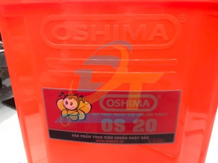 Bình xịt điện 20 lít Oshima OS20 OS20 OSHIMA   Giá rẻ nhất - Công Ty TNHH Thương Mại Dịch Vụ Đạt Tâm