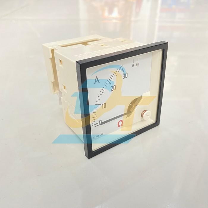 Đồng hồ Ampe 72x72mm 40VAC Omega DE72-30A DE72-30A VietNam   Giá rẻ nhất - Công Ty TNHH Thương Mại Dịch Vụ Đạt Tâm