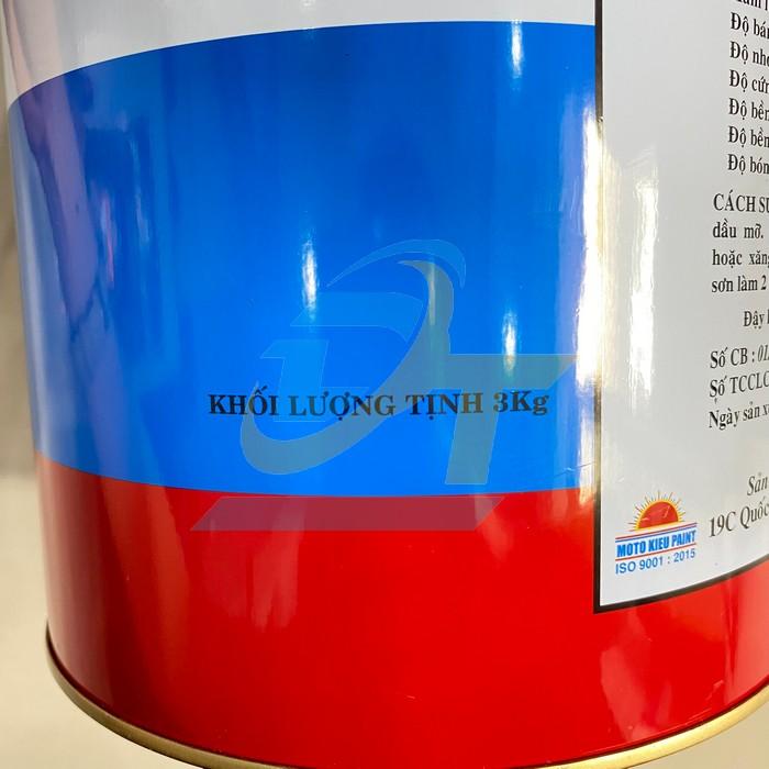 Sơn xám 9940 3kg/thùng Motorkieu  Motokieu | Giá rẻ nhất - Công Ty TNHH Thương Mại Dịch Vụ Đạt Tâm